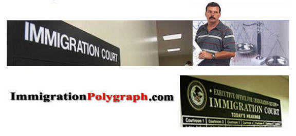 immigration polygraph test